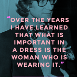 Wisdom from Yves Saint Laurent