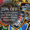 Police Uniform Alterations Pompano Beach – 25% Off on Alterations over $200