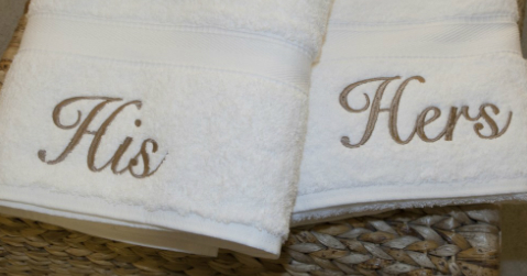 Monogram Towels Pompano Beach