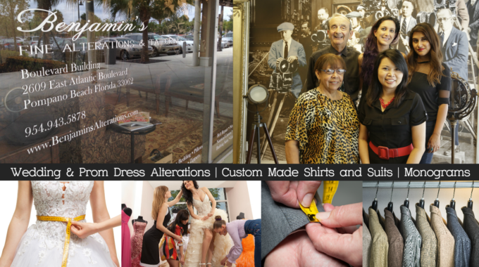 Wedding Dress Alterartions Pompano Beach